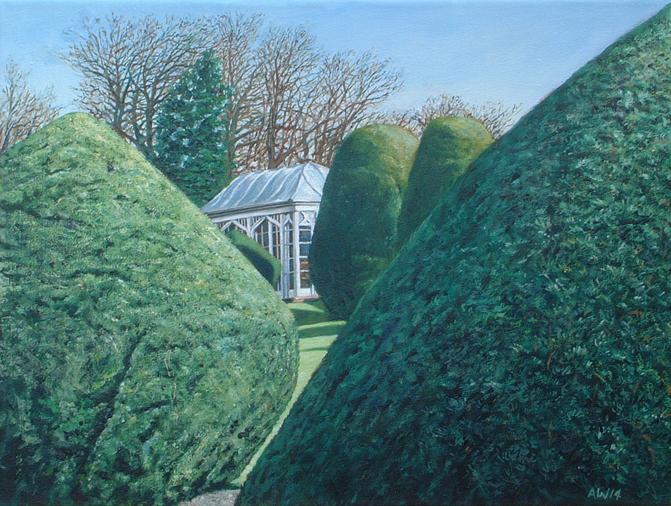 Burton Agnes Summer House