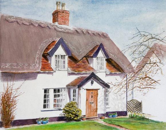 Brandeston Cottage